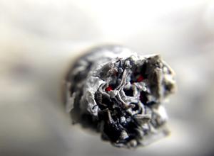 Fumar puede causar pérdidas de memoria