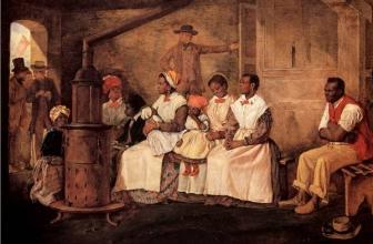 El Fin de la Esclavitud en el Norte de los Estados Unidos de América