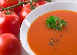 Cocina Vegetariana: Sopa de Tomates