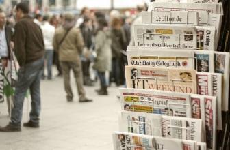 El 42% de los Usuarios de Internet aún Leen Prensa Tradicional